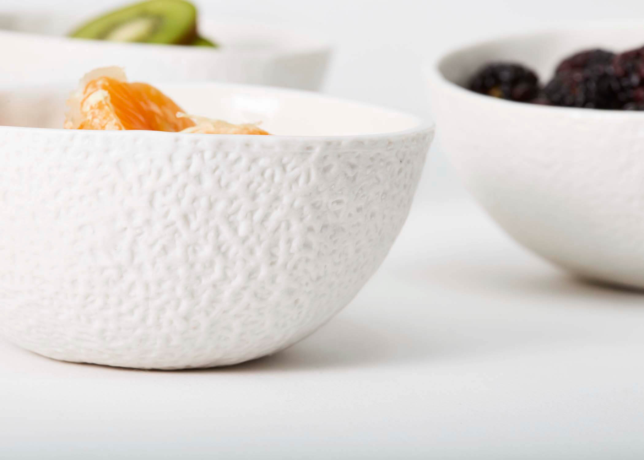 Design Story | Stone Fruit Bowls